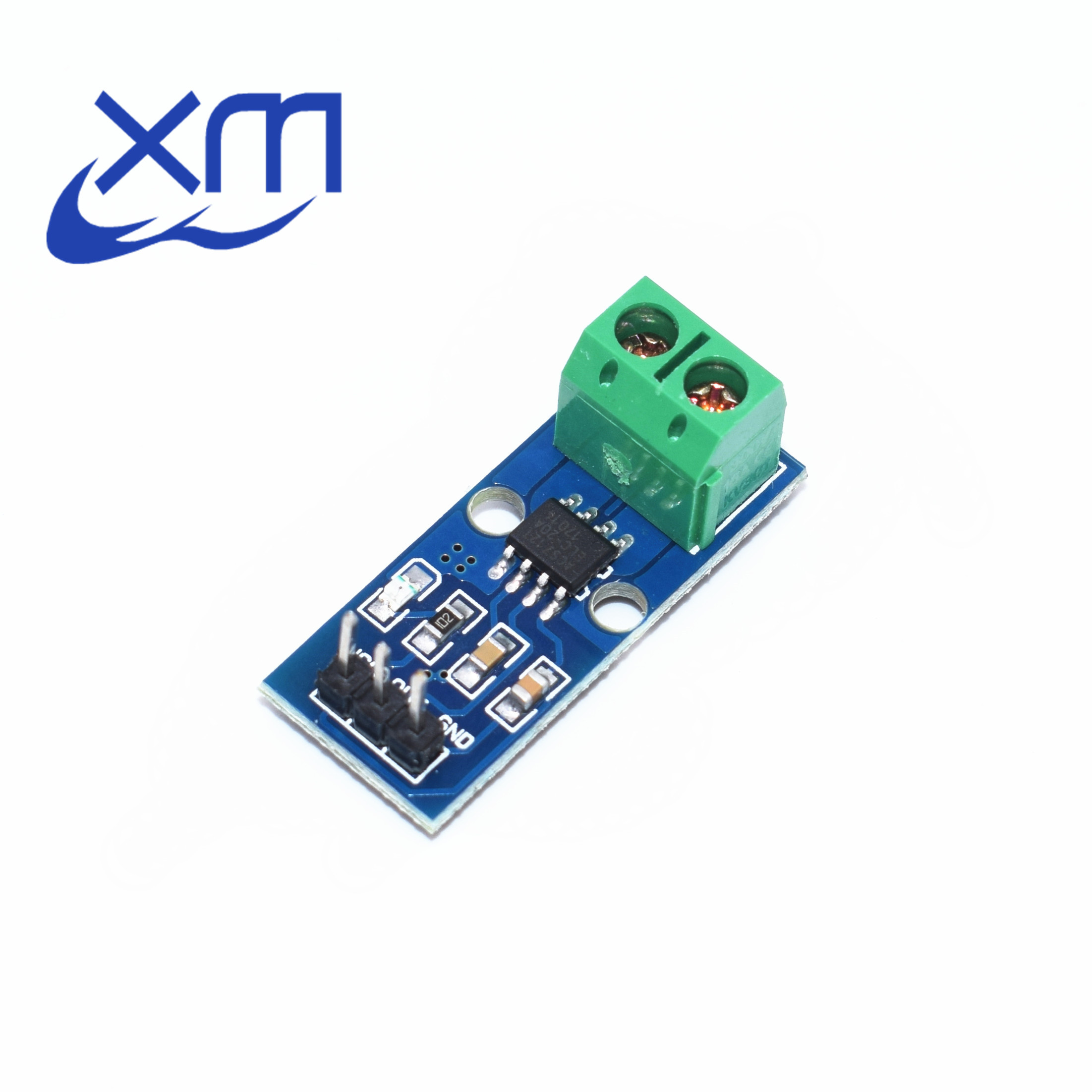 NEW 20A Hall Current Sensor Module <font><b>ACS712</b></font> model 20A In stock high quality <font><b>10pcs</b></font> A13 image