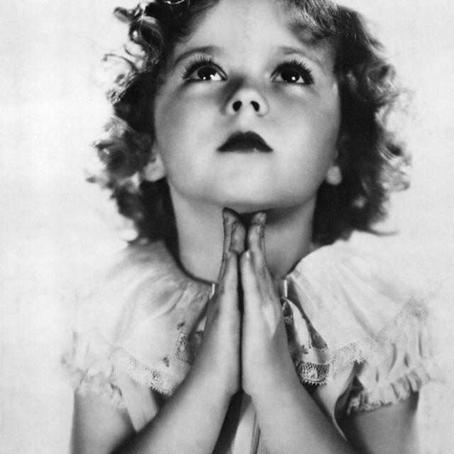 Shirley Temple Ca. Early-Mid 1930S Photo Print (16 x 20)