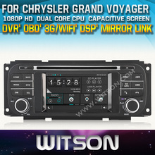 WITSON Car DVD for  Sebring convertible Sebring Sedan Stratus Sedan  300M  RADIO GPS stereo + DSP Audio+nice gift
