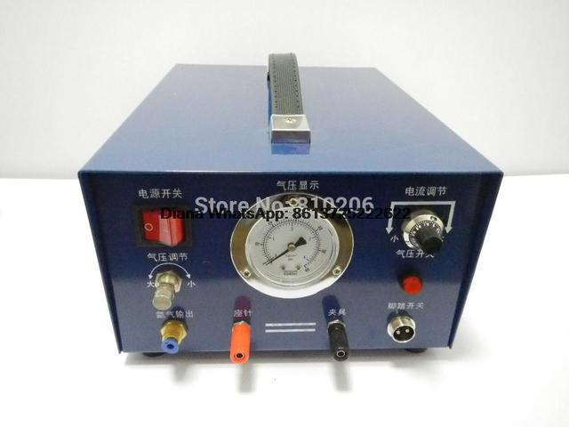 HOT!!! argon welder machine 220V, 400W/50A jewelry argon laser welding machine