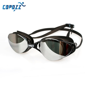 Brand New Professional Swimming Goggles Anti-Fog UV Adjustable Plating Men Women Waterproof  Silicone Swim Glasses Adult Eyewear
