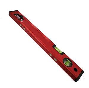 Image 4 - Niveau électronique numérique, détecteur dangle, inclinomètre à 360 degrés avec aimants, règle de mesure de pente, 400mm