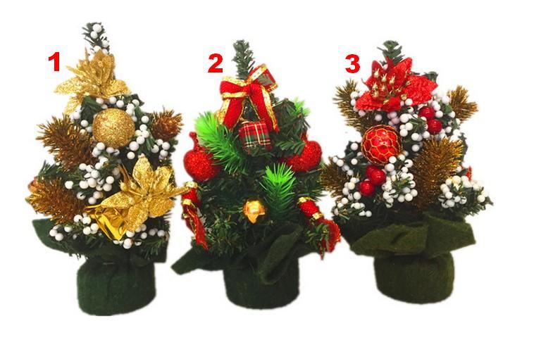 Free Shipping Christmas Tree Mini Santa Claus Tree Lovely