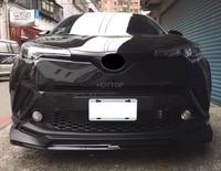 Hottop большой изменение бампер автомобиля в окружении большой мешок небольшой спереди/бампер сплиттер подходит для Toyota C HR chr