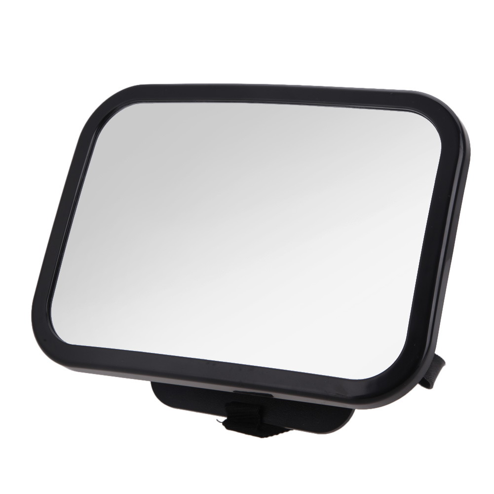 Large Size Adjustable Wide Car Back Seat Rear View Mirror