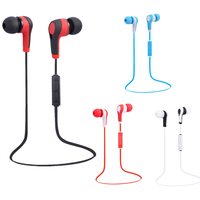 Mindkoo B5 Smart Wireless Bluetooth 4.1 Sports Stereo Earphone in Ear Voice Control Noise Reduction with Microphone for Phone