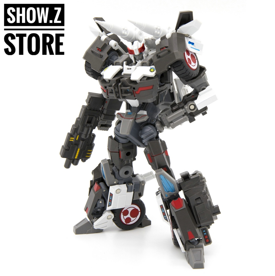 [Show.Z Store] G-Creation GDW-02 Rebel Prowl Transformation Action Figure IDW Gcreation viruses cell transformation and cancer 5