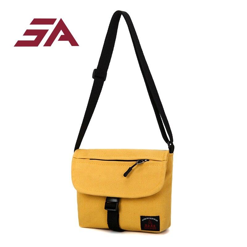 SA 2108 flap Femme Fashion Pochette Canvas Cross Body Shoulder Crossbody Women Messenger Bag Handbag Famous Brand mini bag high 2108