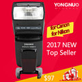 Yongnuo YN-568EX II YN568EX II Wireless TTL HSS Flash Speedlite for Canon 5D3 5D2 6D 7D Nikon D800 D750 D7100