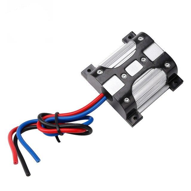 New Electric 10AMP Ruído supressor de Ruído De Áudio do carro de Som Do Carro Alarme de Montadores De Remoção Do Filtro capacitor De Potência de loop de terra isolador