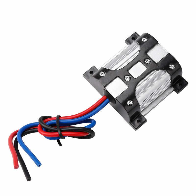 Yeni Elektrikli araç Ses Gürültü bastırıcı Araba Stereo 10AMP Gürültü Filtresi Kaldırma Alarmı Tesisatçı Güç kondansatör zemin loop İzolatör
