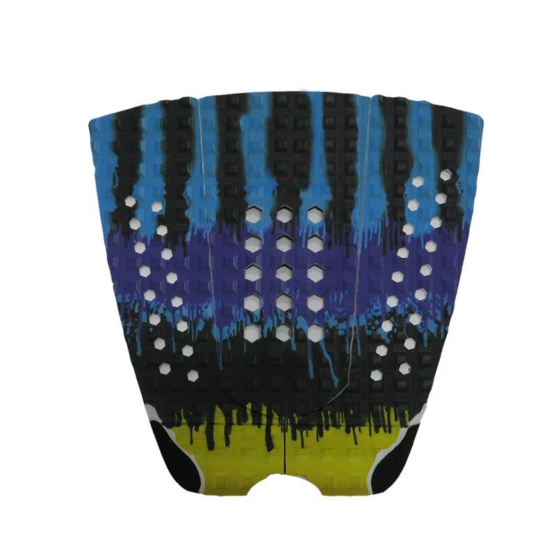 Цветной 3 м клейкий Тренировочный Коврик для доски для серфинга