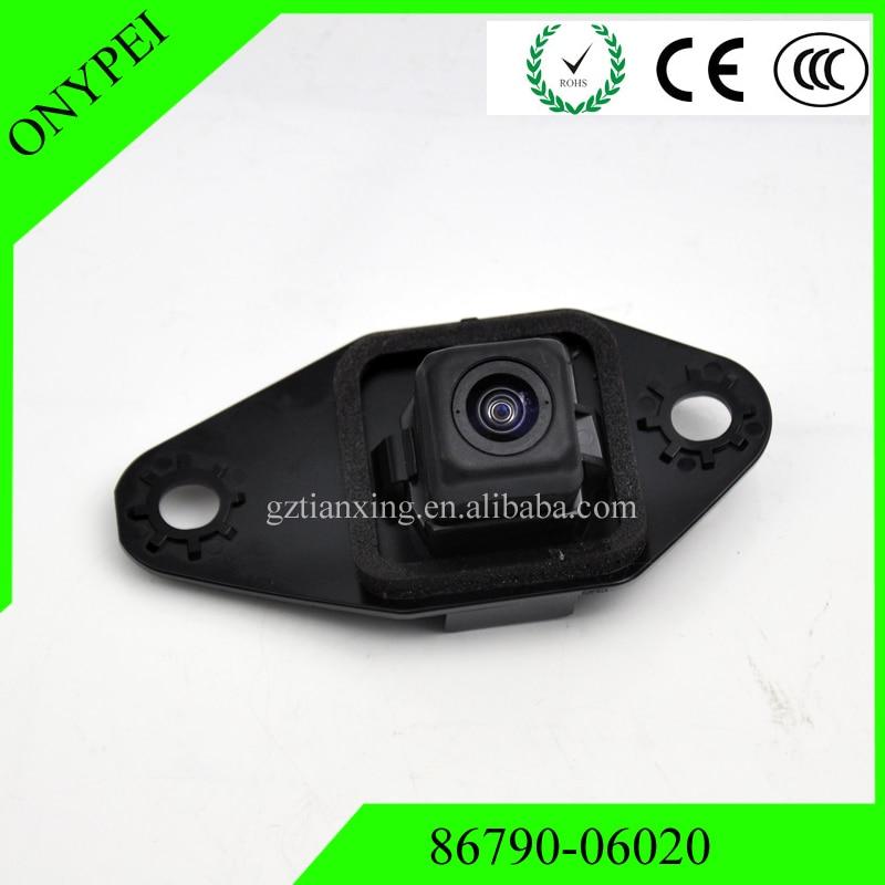 86790 06020 Car Parking Sensor Rear View Backup Camera For Toyota Camry Hybrid ACV51 ASV50 AVV50 8679006020