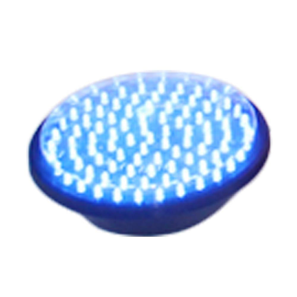 Traffic Signal Light Module 200mm Diameter 8 Inch Blue Road Safety Light DC 12 V Cheap LED Cluster