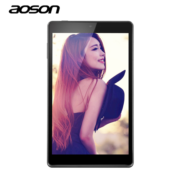 Aoson M812 PC Tablets 8'' inch Quad Core Android 5.1 Allwinner IPS 1280x800 WIFI 1G/16G Bluetooth Tablet PC Dual Cameras