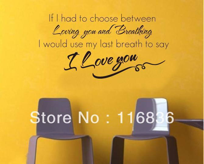 Perfect Free I Love You Quotes Alluring Free Shippingpromotion 1Set9.9$ Only Unique Quotes  I