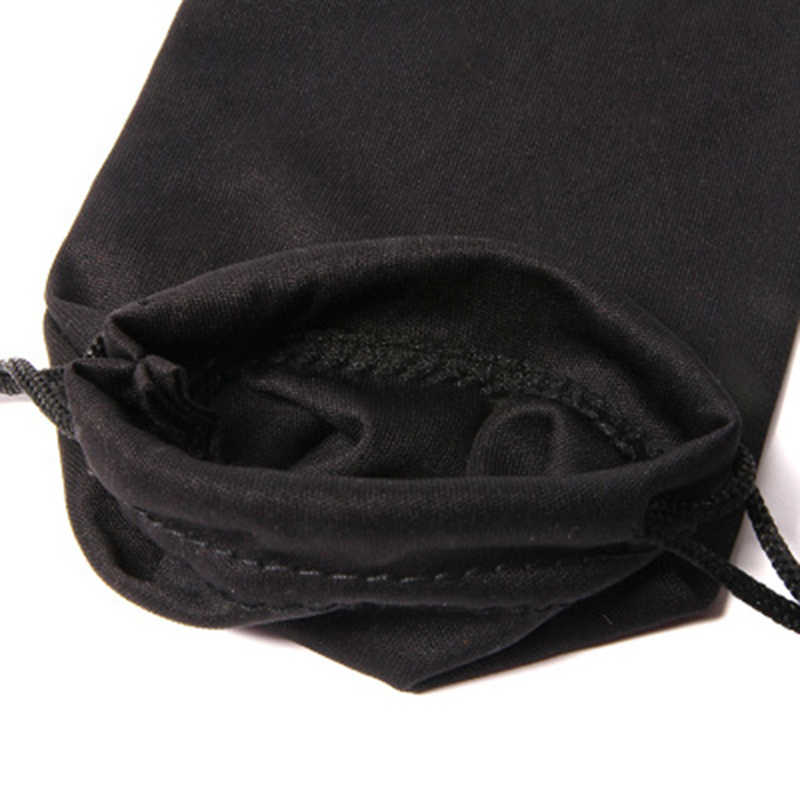 1Pcs Pouches for Sunglasses Mp3 Soft Cloth Dust Pouch Optical Glasses Carry Bag Free Shipping