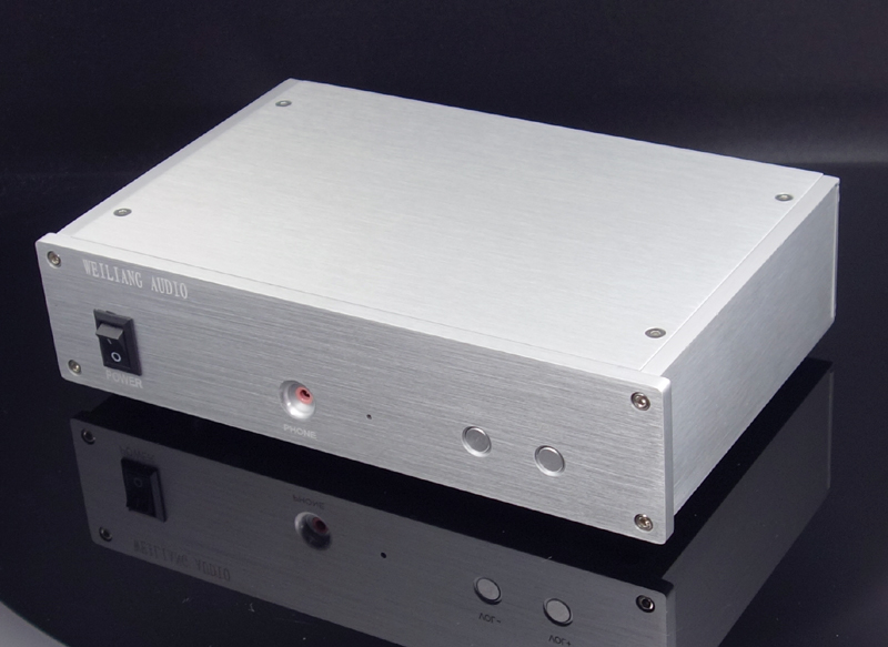 WeiLiang Audio & Breeze Audio SU3B décodeur USB asynchrone DAC