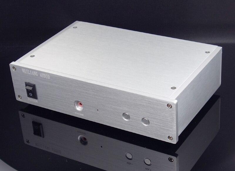WeiLiang Audio et Brise audio SU3B ESS908proESS9038pro asynchrone USB décodeur DAC