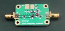 1pcs RF High Frequency Wide Band Amplifier Low Noise Amplifier LNA 1 2000MHz Gp: 32dB