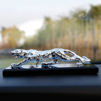 1 PC 20*6.8 CM Panthera Pardus Beast Car Interior Ornament Air Freshener Perfume Diffuser Auto Car Accessories Without Liquid