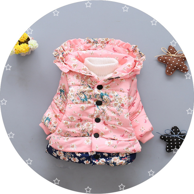 baby coat 2016 new autumn and winter children's clothing Korean children girls  wool coat HW006