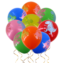 10pcs Dinosaur Balloons Dinosaur Birthday Party Decorations Kids Happy Birthday Dinosaur Party Walking Animals Baloons Kids Toys