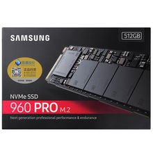 Samsung 960 Pro 2 ТБ M.2 SSD твердотельный жесткий диск NVME MZ-V6P2T0BW 960 Pro NVME SSD 2 ТБ