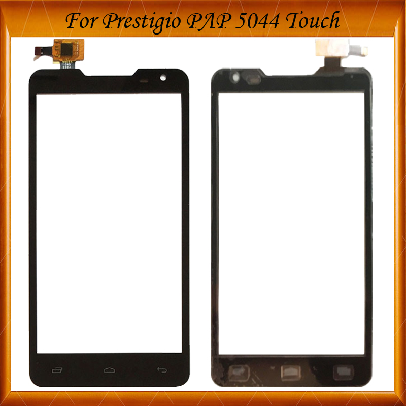 5.0 Touch Panel Sensor Touchscreen Touch Screen Digitizer For Prestigio MultiPhone Duo PAP 5044 PAP5044 5pc/lot