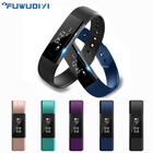 ID115 Smart Fitness Bracelet Sport Pedometer Clock Vibration Activities Tracker Bracelets Smart Band Wristband For Android Phone