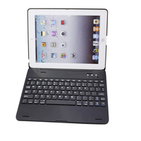 Clam Shell Wireless Bluetooth Keyboard Case For iPad mini 1 2 3