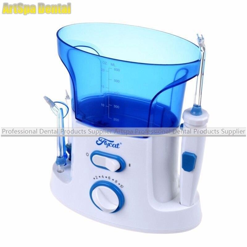 Jet d'eau choisir des dents dentaires Flosser ensemble de soie dentaire irrigateur Oral nettoyeur dentaire
