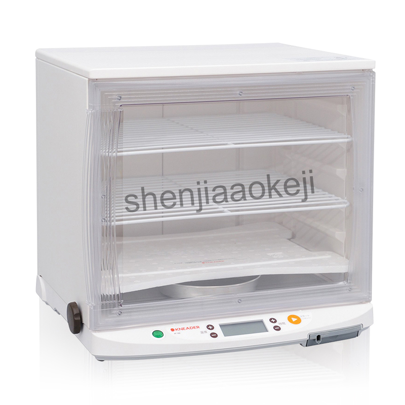 220V50hz 1pc Electric Fermentation Machine PF102 Small Bread / Home Steamed Bread Fermenter Fermenting Machine 2.1L