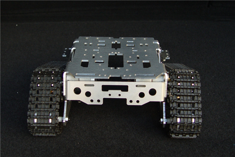 DIY Tank car / Smart tracked vehicles Wally chassis / Crawler chassis / Robot chassis diy tracked robot
