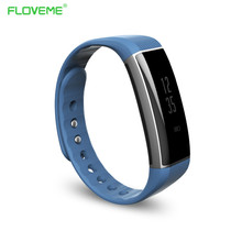 Floveme sport smart armband smart watch fitness pulsmesser wasserdicht smartwatch bluetooth armband für android ios