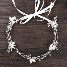 Buy leaves headband silver and get free shipping on AliExpress.com 7454126ef244