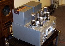 Line Tube Magnetic Amplifier LM-219IA Integrated/Power Amplifier 300B*2 845*2 Class A power amplifier