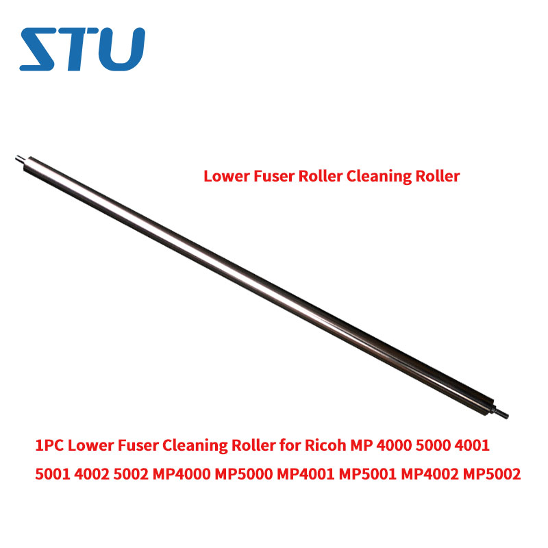 1PC Lower Fuser Cleaning Roller for Ricoh MP 4000 5000 4001 5001 4002 5002 MP4000 MP5000 MP4001 MP5001 MP4002 MP5002
