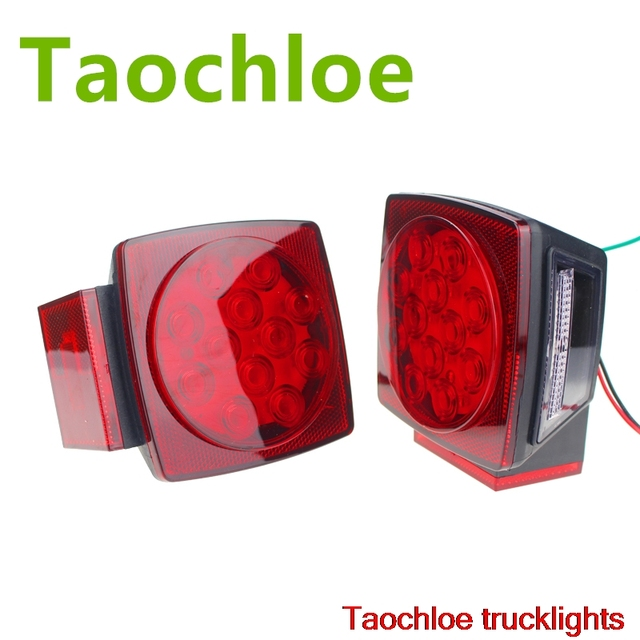 high truck light rear lights product lighting with quality best selling tail from led new aijia