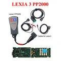 Lexia 3 Full Chip Full Function Lexia3 V48 Diagbox V 7.76 PP2000 V25 Firmware 921815C For Citroen & For Peugeot