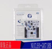 1 PCS ~ 5 ชิ้น/ล็อต NUCLEO G071RB NUCLEO 64 STM32G071 Development board