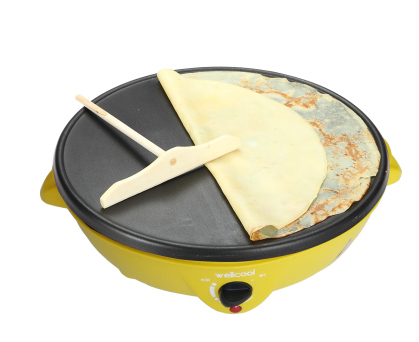 Electric Crepe Maker,Pizza Machine Pancake Machine cooking tools jiqi stainless steel electric crepe maker plate grill crepe grill machine
