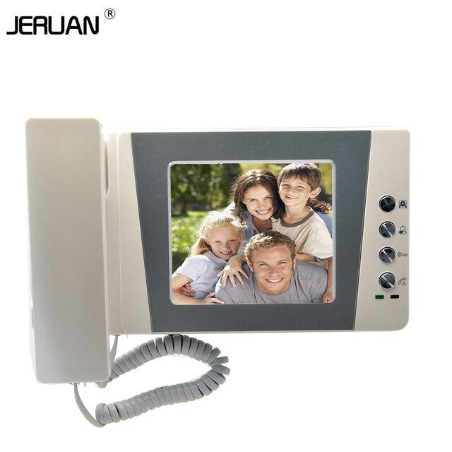 JERUAN 4.3 inch video door phone color doorphone indoor  intercom  free shipping 405