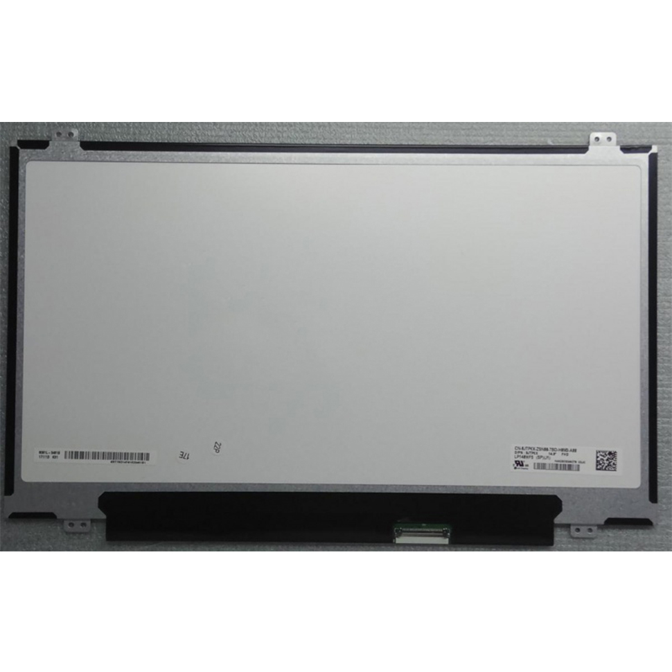 LP140WF5 SPJ1 FHD 1920x1080 IPS 40 pins D PN 0JTP6X JTP6X Laptop LCD LED Touch Screen