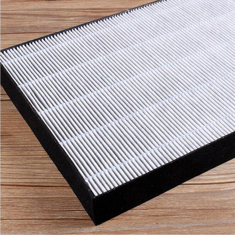 For Sharp Air Purifier KC CD30 W KC WE30 W KC WE31 W Replacement Formaldehyde Heap Filter 40 25 3 6cm in Air Purifier Parts from Home Appliances