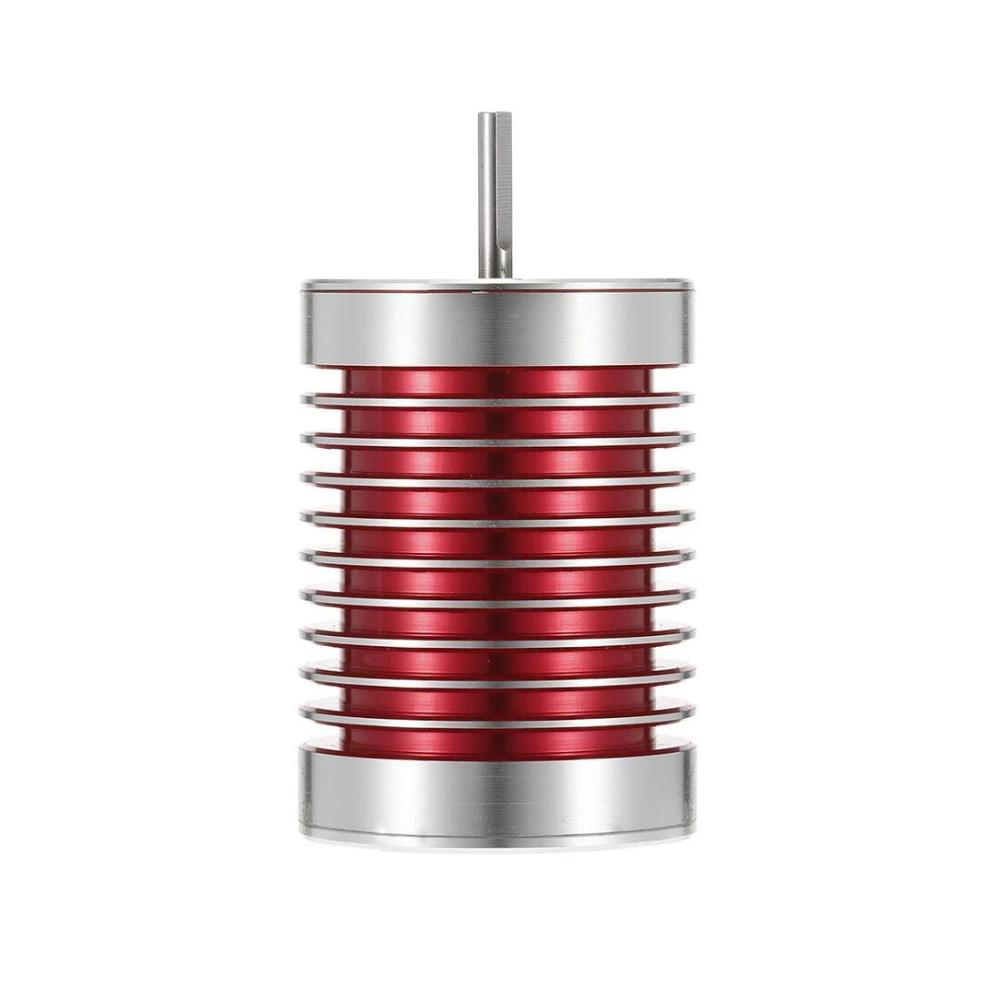 Image 2 - SURPASSHOBBY Platinum Waterproof Series F540 4370KV 3930KV 3300KV 3000KV Brushless Motor for 1/10 1/12 RC Car Truck Monster-in Parts & Accessories from Toys & Hobbies