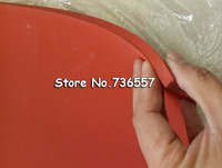 40 60cm Silicon Baking Mat Rubber Silica Gel Pad For Heat Press Printing Machine
