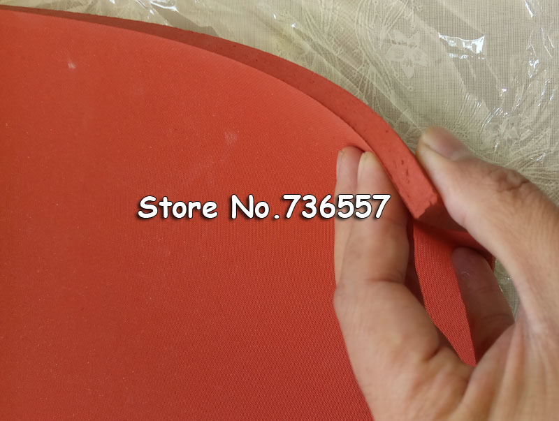 38*38cm Silicone Baking Mat Rubber Silica Gel Pad for Heat Press Printing Machine 1 pc 2200w image heat press machine for t shirt with print area available for 38 cm x 38 cm