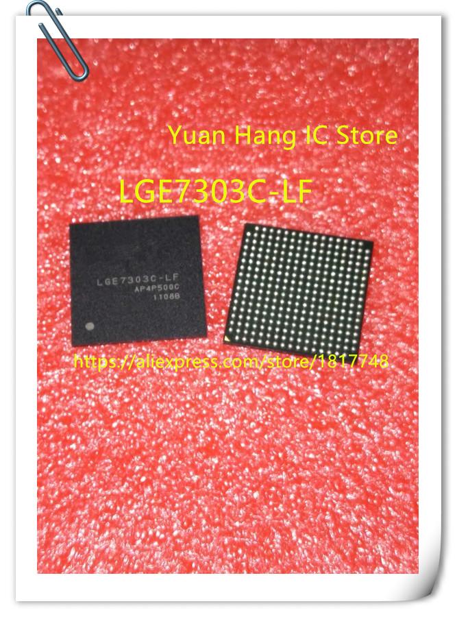 1pcs/lot Brand New Genuine LGE7303C-LF BGA LCD Chip