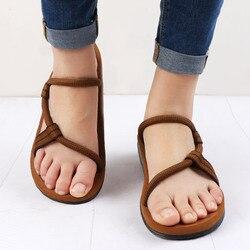 Homens Sandálias Flip Flops Sapatos Sandálias Gladiador Sapatos de Praia Homens Sapatos Casuais Slip-on Planas Masculinos Sandalias De Slides hombre